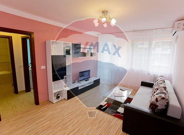 Apartament 2 camere cu loc de parcare de inchiriat - Baba Novac - Piata Muncii - imaginea 1