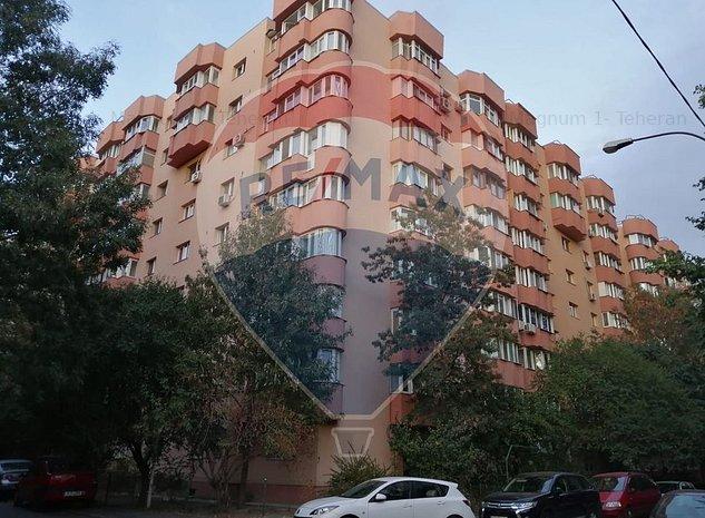 Apartament 3 camere Unirii-Camera de Comert COMISION 0 - imaginea 1