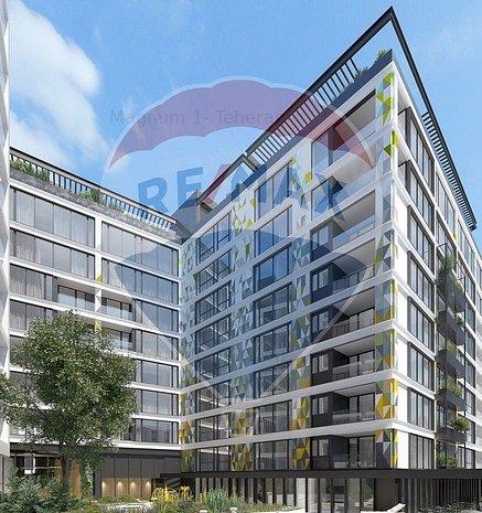 Apartament cu 3 camere de vanzare - Titulescu/Banu Manta - imaginea 1