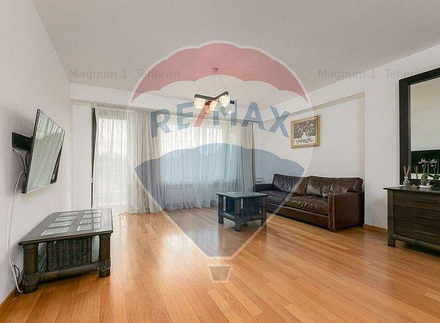 Apartament cu 3 camere de inchiriat Kiseleff - imaginea 1