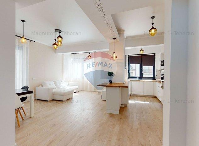 Bloc Boutique - Apartament 3 camere Domenii/ Parcul Copilului - imaginea 1