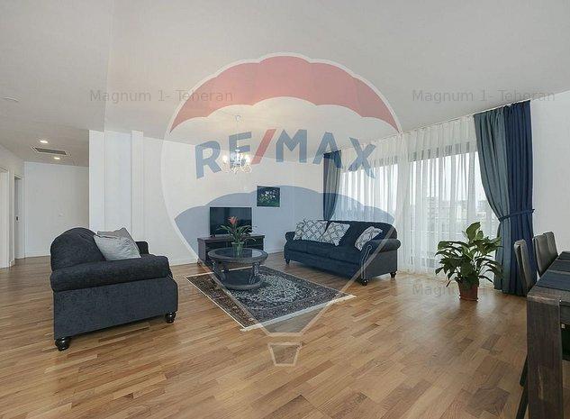 Apartament cu 3 camere de vanzare in zona Primaverii - imaginea 1