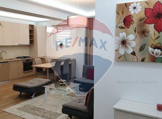 Apartament cu 2 camere plus loc de parcare -Laguna Residence - imaginea 1