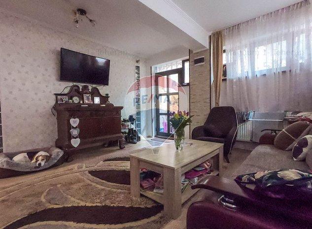 Oferta Black Friday Apartament 4 cam. demisol+curte Bucurestii Noi - imaginea 1