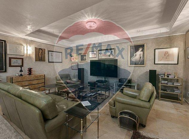 Inchiriere apartament 4 camere, lux, garaj subteran - zona Victoriei - imaginea 1