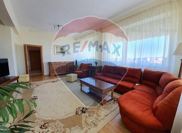 Apartament cu 3 camere de vanzare in zona Bucurestii Noi - imaginea 1