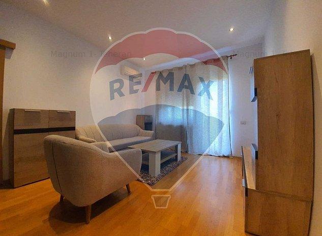 Apartament 2 camere complet mobilat si utilat - Pipera-Dr.Potcoavei - imaginea 1