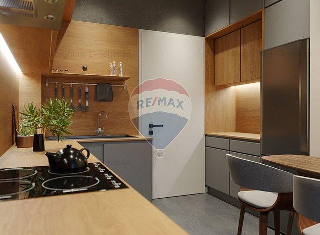 Apartament 3 camere de vanzare Herastrau - imaginea 1