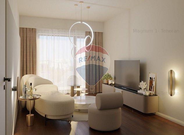 Apartament 2 camere de vanzare Herastrau - imaginea 1