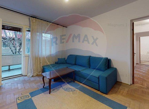 Apartament de Vanzare 3 camere - Domenii - imaginea 1