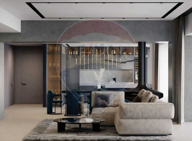 De Vanzare! Apartament 3 camere One Verdi - imaginea 1