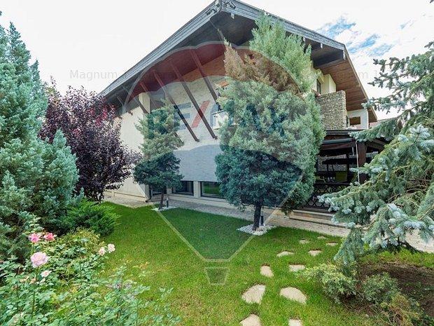 Vila vanzare in complexul Swan Lake finisaje de lux - imaginea 1
