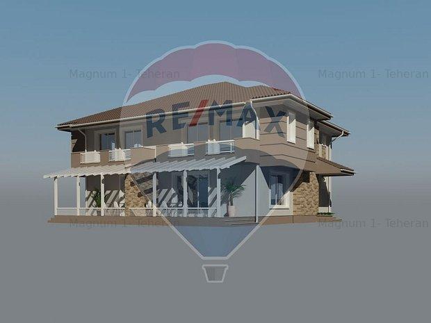 Casa de vanzare 4 camere zona Odai-Otopeni - imaginea 1