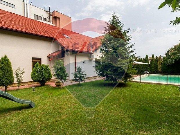 Casa de inchiriat 6 camere Iancu Nicolae/Pipera - imaginea 1