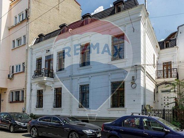 Vila cu 10 camere de Universitate - imaginea 1