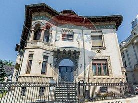 Casa de vânzare sau de închiriat 14 camere, în Bucuresti, zona P-ta Romana