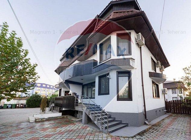 Casa / Vila cu 5 camere de vanzare in zona Sisesti - imaginea 1