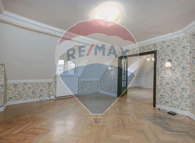 Apartament in vila Dorobanti-Capitale - imaginea 1