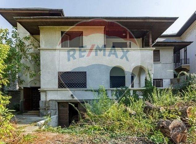 Casa / Vila cu 19 camere de vanzare in zona Armeneasca - imaginea 1
