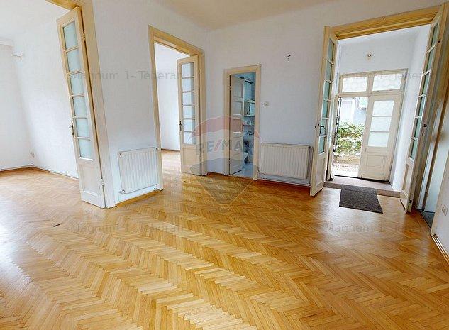 Casa de vanzare cu 5 camere in zona Piata Alba Iulia - imaginea 1