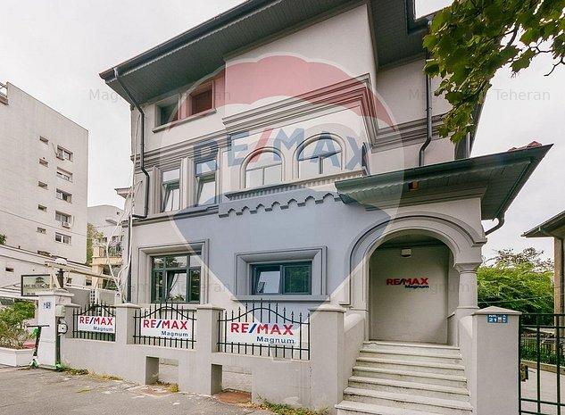 Casa / Vila superba de inchiriat Kiseleff - imaginea 1