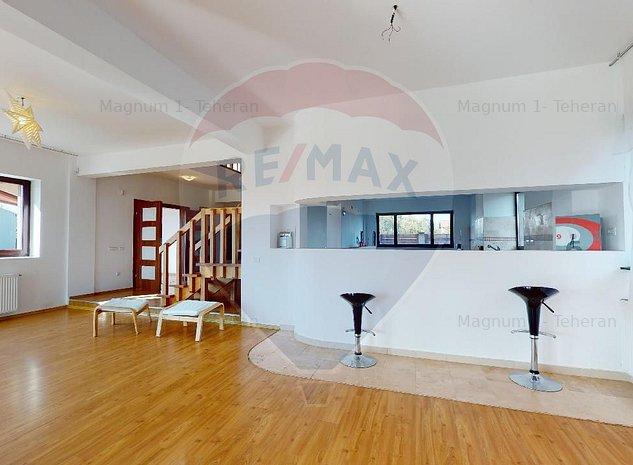 Vila cu 7 camere si piscina de vanzare Izvorani - Snagov - imaginea 1