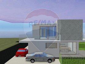 Casa de vânzare 4 camere, în Corbeanca, zona Central