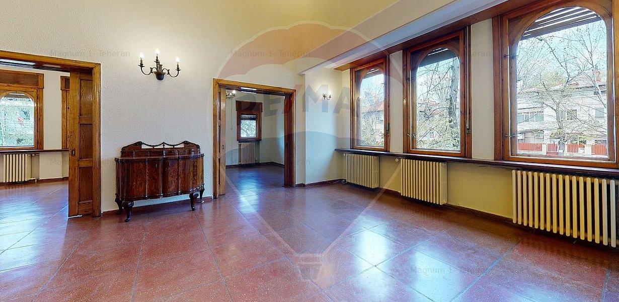 Vila deosebita patrimoniu 7 camere  Parcul Domenii - imaginea 1
