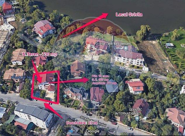 De vanzare teren in cartierul Damaroaia (Str. Neajlovului) - Ideal Constructie - imaginea 1