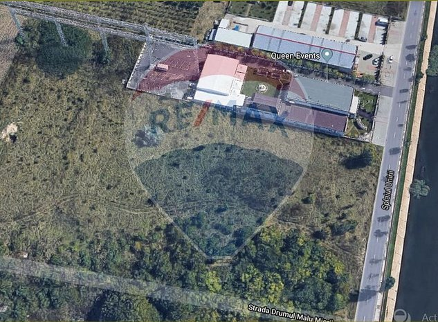 Teren 3070 mp Splaiul Unirii -Vitan - imaginea 1