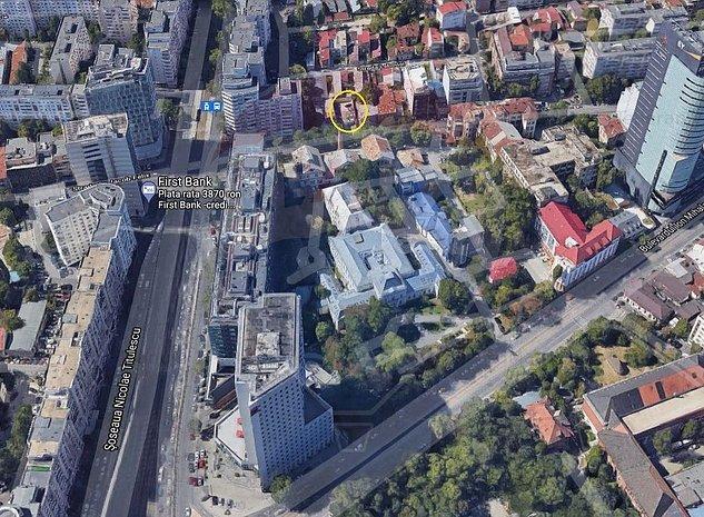 TEREN 360 mp cu PUD zona Piata Victoriei-oportunitate INVESTITIE - imaginea 1
