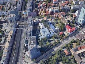 Teren constructii de vânzare, în Bucureşti, zona P-ţa Victoriei