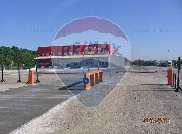 Spatiu industrial de inchiriat/hala in zona Centura Nord - imaginea 1
