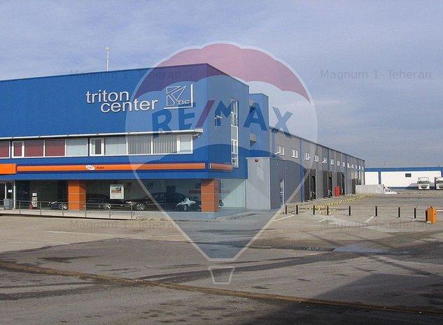 Spatiu industrial/hala de inchiriat Centura Nord - imaginea 1