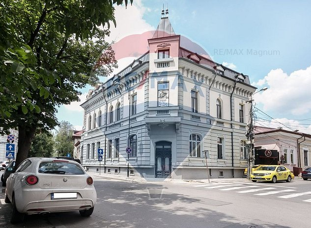 Spatiu de birouri cladire de epoca Mihai Eminescu - imaginea 1