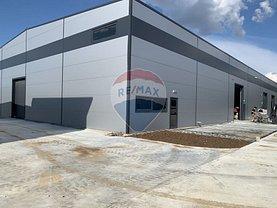 Vânzare spaţiu industrial în Mogosoaia