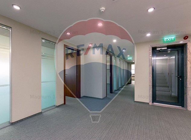 Spatiu de birouri de 285mp in zona Floreasca/Barbu Vacarescu - imaginea 1