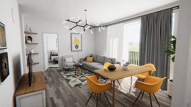 Apartament de vânzare 3 camere, în Arad, zona Vest