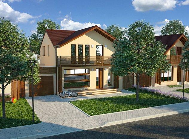 Casa cu 3 dormitoare - imaginea 1