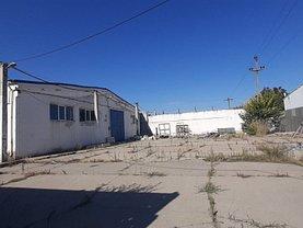 Vânzare spaţiu industrial în Ovidiu, Nord
