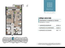 Apartament de vânzare 2 camere, în Ploieşti, zona Hipodrom