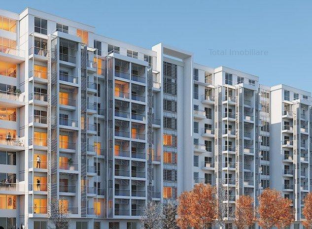 Apartamente 2 camere in complex rezidential WhiteTower - imaginea 1
