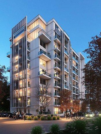 Apartamente 2 Camere in White Tower - imaginea 1