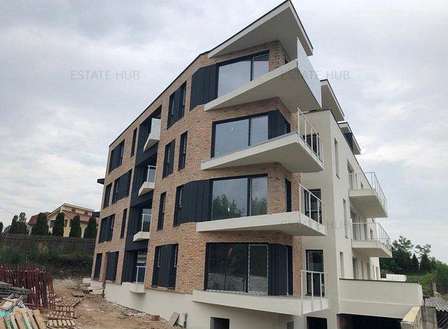 Apartament 2 camere proiect nou la 250 m de strada C.Brancusi - imaginea 1
