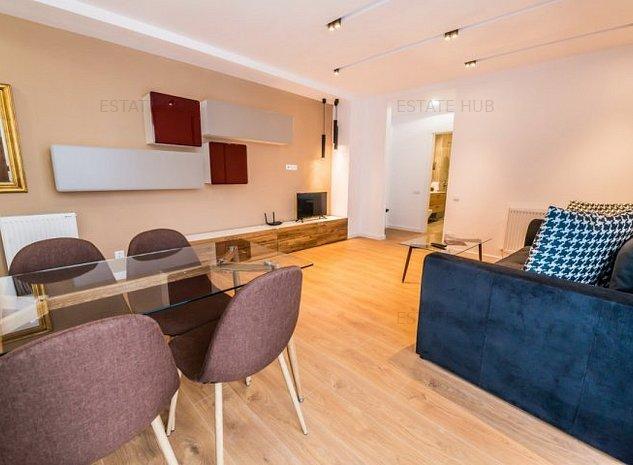 Apartament 2 camere ultrafinisat, Calea Turzii! - imaginea 1
