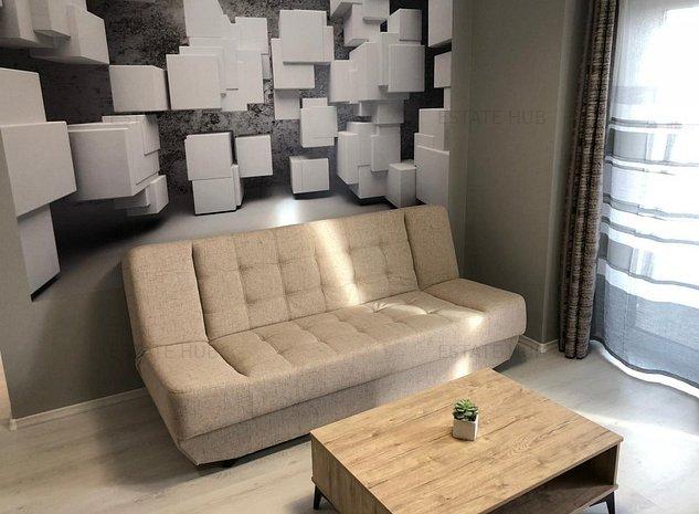 Inchiriere apartament 3 camere utilat si finisat modern, zona Marasti - imaginea 1