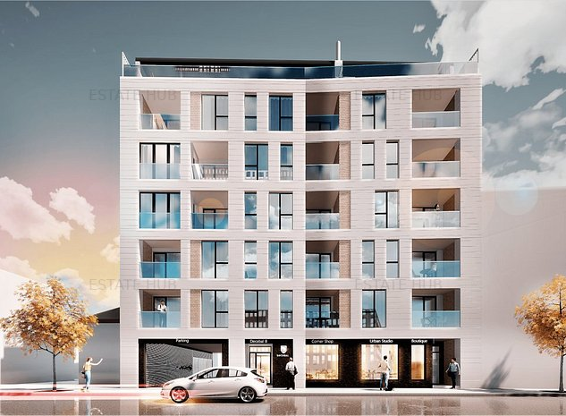 Apartament 2 camere central langa Piata Mihai Viteazul - imaginea 1