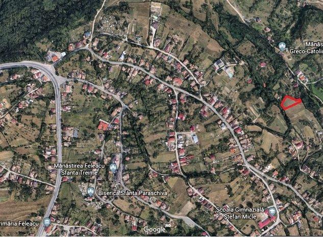 Teren de vanzare in zona Feleacu - imaginea 1