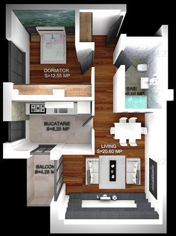 Apartamente de lux- zona Albert - imaginea 1