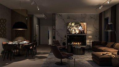 Penthouse de vânzare 4 camere, în Bucuresti, zona Domenii